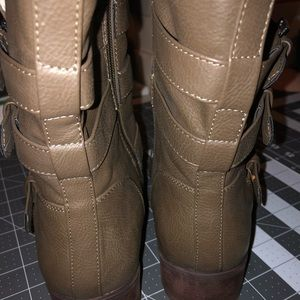 JustFab Shoes - Just Fab Brown Boots new with out the box 8.5